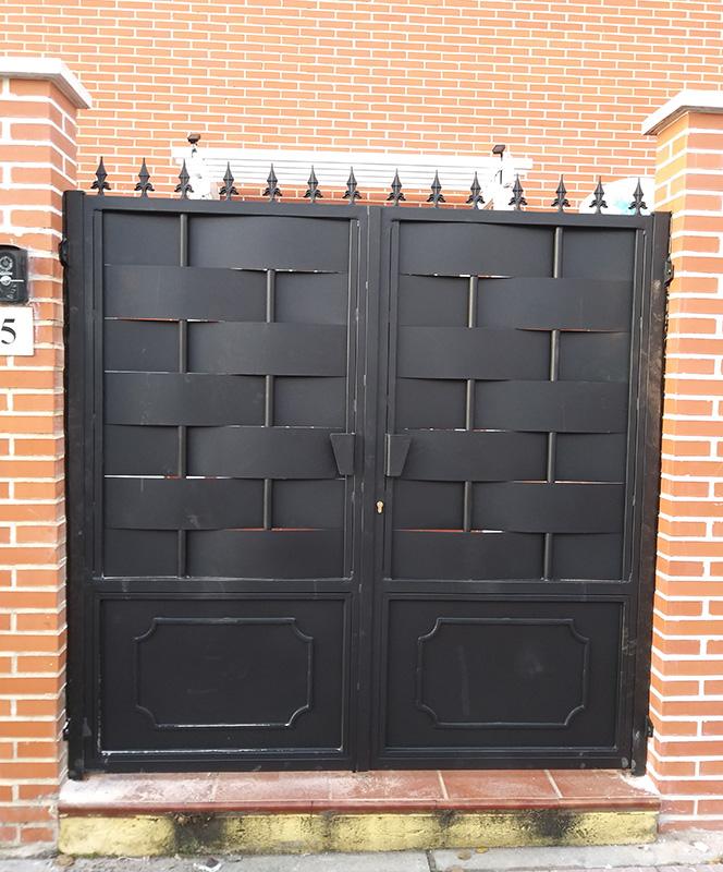 Puertas Met Licas Ceforgal